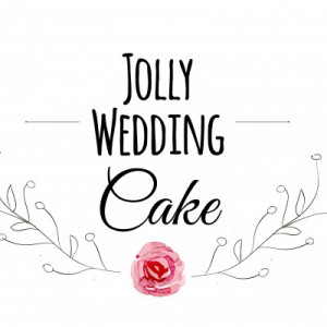 Jolly Wedding Cake