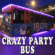 Crazy Party Bus