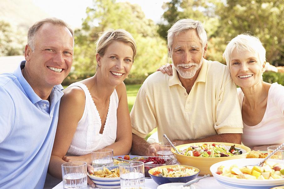 знакомство жениха с родственниками
