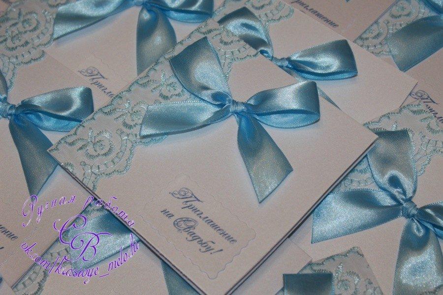 Материал для пригласительных на свадьбу
