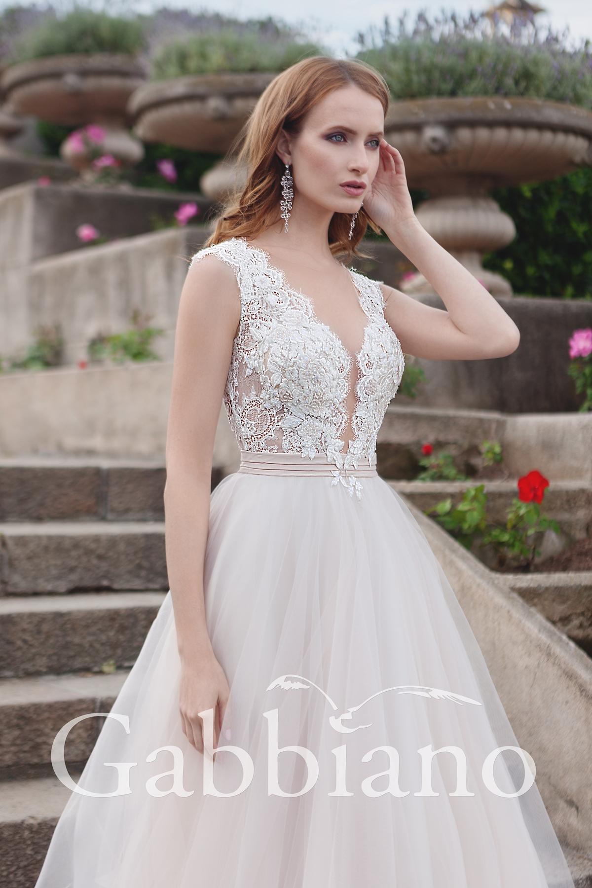 Свадебные платья gabbiano официальный