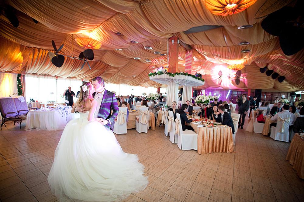 Организация свадьбы в нижнем