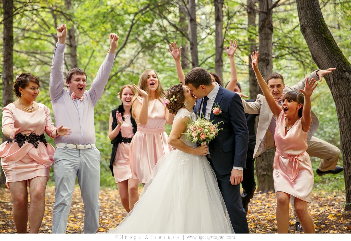 Поздравления к свадьбе свидетелем