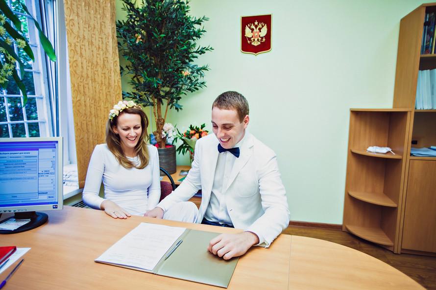Регистрация брака нижний но загс неторжественная регистрация