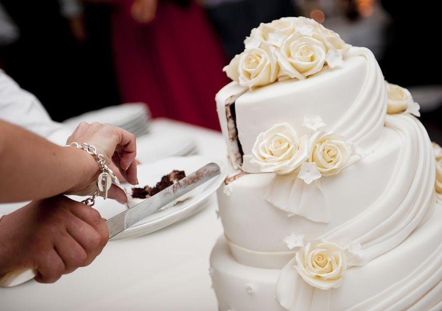 4 картинки 1 слово свадебный торт